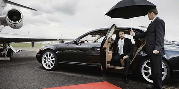 executive chauffeur car
