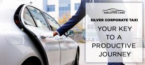 Silver Corporate Taxi